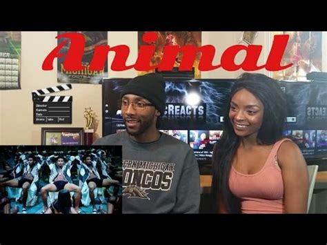 Trey Songz - Animal ( Official Music Video ) Reaction!! - YouTube